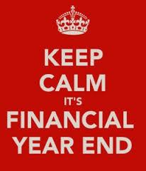 Keep Calm Australian end of financial year