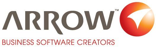 Single touch payroll arrow logo